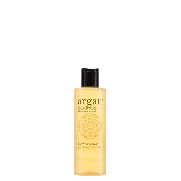 Argan Source – Hair & Body Wash 200ml