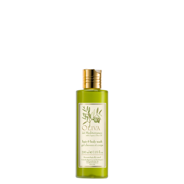 Oliva Del Mediterraneo - Hair & Body Wash 200ml