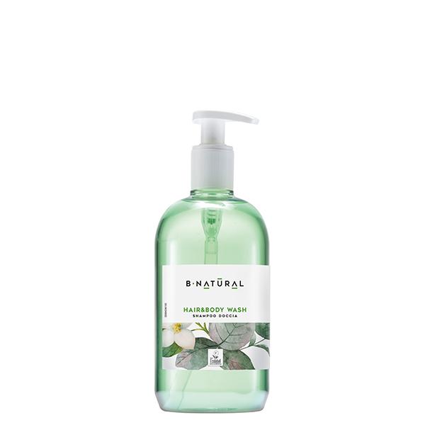B Natural – Hair & Body Wash 500ml