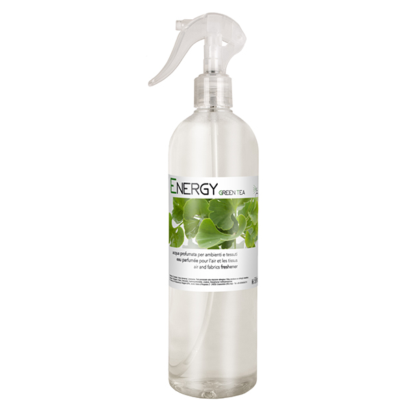 Energy - Spray per Ambienti e Tessuti 500ml