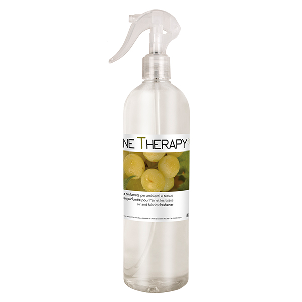 Wine Therapy - Spray per Ambienti e Tessuti 500ml