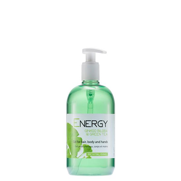 Energy – Hair, Hands & Body Wash 500ml
