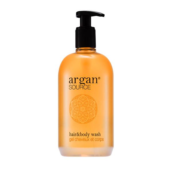 Hair & Body Wash 500 ml<br/><strong>Argan</strong>