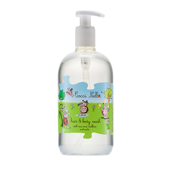 Hair & Body wash 500 ml