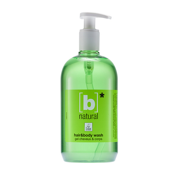 Hair and body Wash <br><strong>B Natural</strong>