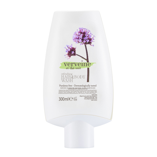 Hair & Body Wash <br/><strong>Verveine et Thè Vert</strong>