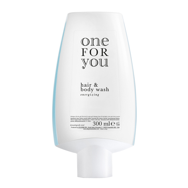Hair & Body Wash <br/><strong>One for You</strong>