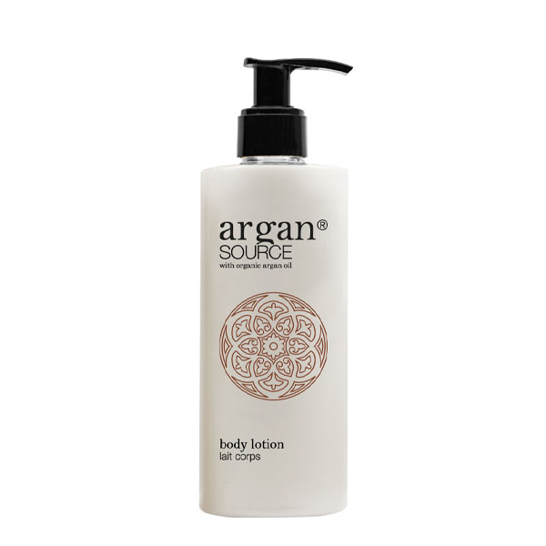 Body Lotion <br/><strong>ARGAN</strong>
