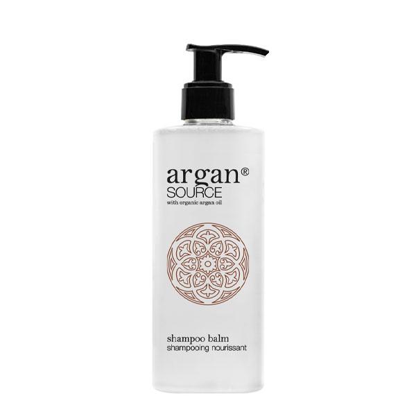 Shampoo Balm<br/><strong>ARGAN</strong>